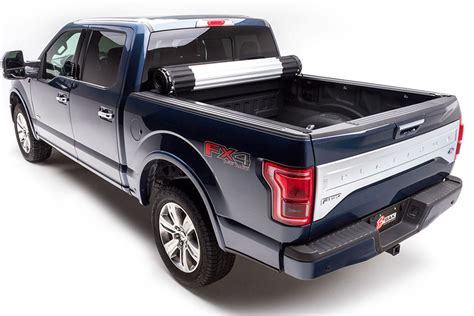 2004 2014 f150 5 5ft bed bak revolver x2 rolling tonneau cover 39309