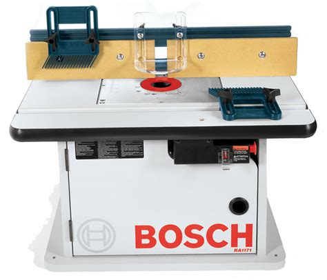 bosch ra1171 cabinet style router table tools home