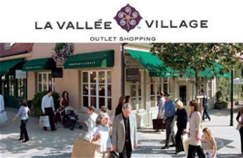 la vallee serris outlet malls