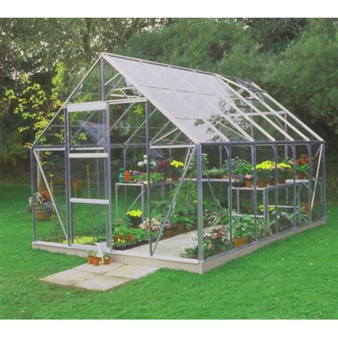 serre de jardin 9 9m 178 en verre horticole universal halls