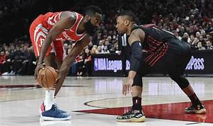 Why James Harden isn't traveling on his step-back 3 ...