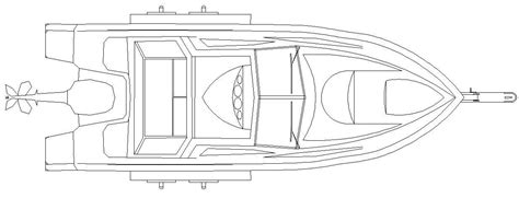 Nautilus Boottrailer by Boat On Trailer Cad Block Dwg Cadblocksfree Cad Blocks Free