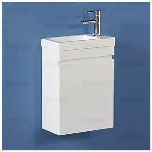 Handwaschbecken Gäste Wc : handwaschbecken f r g ste wc megabad ~ Markanthonyermac.com Haus und Dekorationen