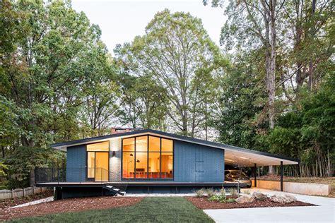 A Midcentury Modern Recreation Ocotea House Renovation