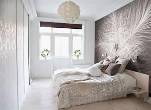 Zuhause Im Glück Jugendzimmer : blog romantische fototapeten mit floralen motiven ~ Markanthonyermac.com Haus und Dekorationen