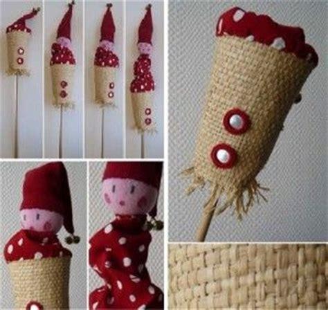 marionnette fabriqu 233 e avec un rouleau de papier toilette bricolage enfants bricolage