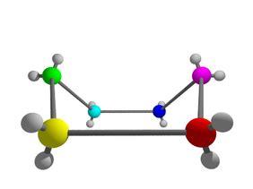 b it cosec cyclohexane conformations