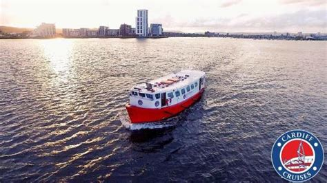 Party Boat Cardiff Bay by Cardiff Cruises Marianne Bay Tours Boat Picture Of