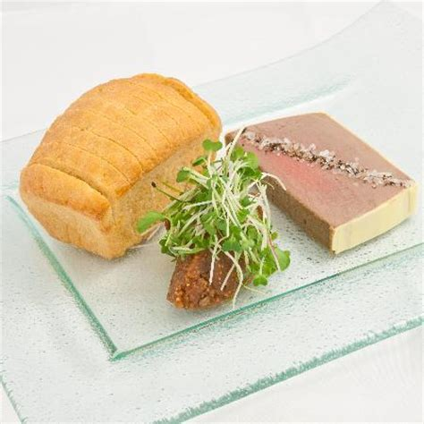 duck liver pate with fig chutney picture of restaurant bangor tripadvisor