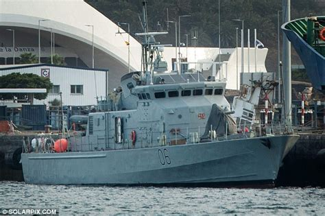 Military Boats For Sale Australia by British Sailors On Anti Piracy Mission To Somalia In