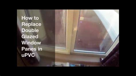How To Replace Double Glazing In Upvc Windows  Diy Window