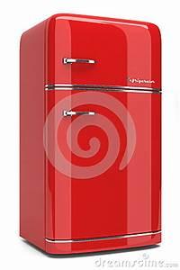Roter Retro Kühlschrank : roter retro k hlschrank stockbilder bild 38129364 ~ Markanthonyermac.com Haus und Dekorationen