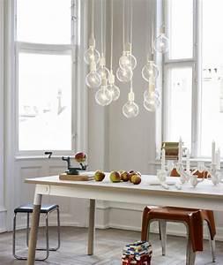 Pendelleuchte Für Esszimmer : skandinavisches design im esszimmer 50 inspirierende ideen f r einen gem tlichen und ~ Markanthonyermac.com Haus und Dekorationen