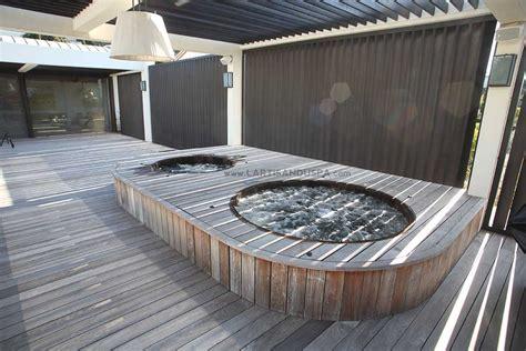 spa en bois bain nordique en bois ext 233 rieur tub