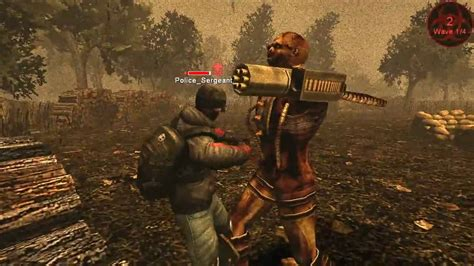 killing floor fleshpound chaingunners mutator