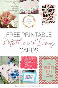 Free Printable Cards for Mother's Day | Free printable ...