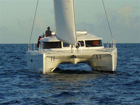 Catamaran A Vendre Republique Dominicaine by Achat Vente Catamarans Occasion Multicoques Mag