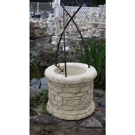 puits style achat vente fontaine de jardin puits style cdiscount