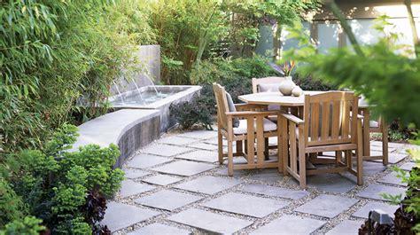 lay the patio flooring