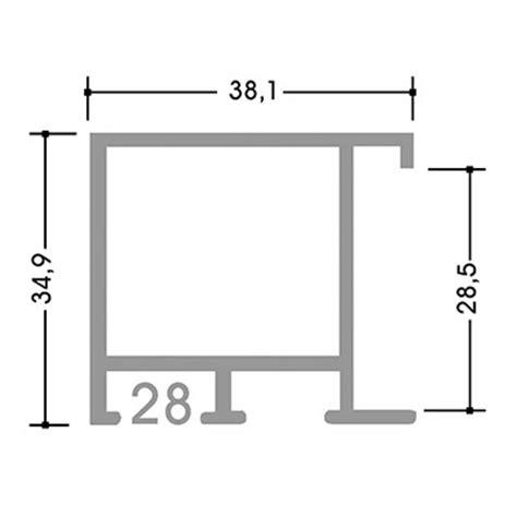 klueber gebira giga cadre en aluminium sur mesure