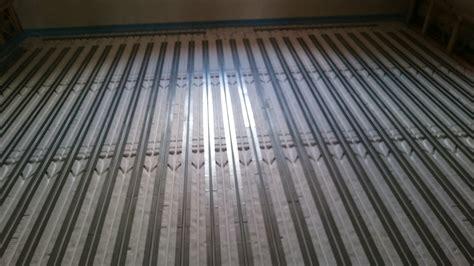 Fußbodenheizung Trockenbau Kosten, Aufbau & Verlegen So