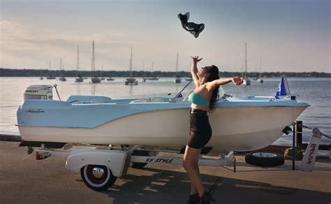 Boat Show Jobs Southton boat babes classic boats woody boater