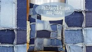 Diy Deko Jugendzimmer : diy patchwork kissenh lle aus jeans n hen deko f r terrasse kinder oder jugendzimmer youtube ~ Markanthonyermac.com Haus und Dekorationen
