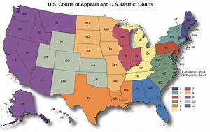 13.3 The Federal Court System | Criminal Justice