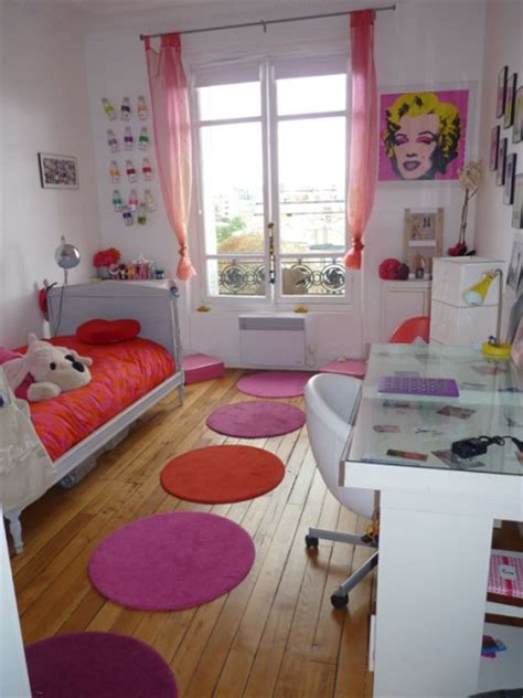 decoration chambre fille 3 ans