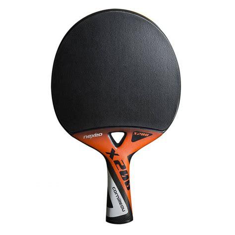 cornilleau raquette ping pong nexeo x200