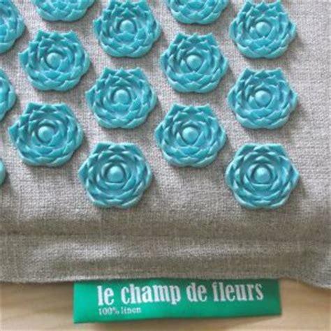 ch de fleurs un tapis pour le dos lumbago aigu