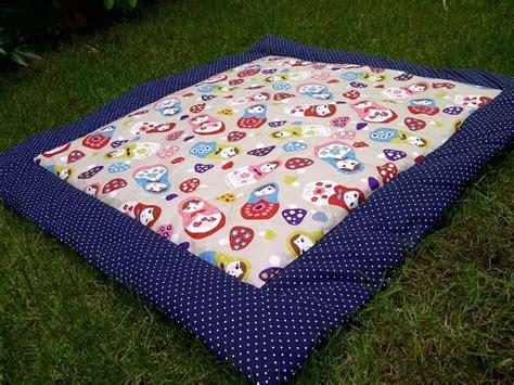 modele couture tapis d eveil