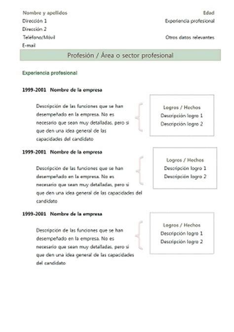 modele cv gratuit journaliste document