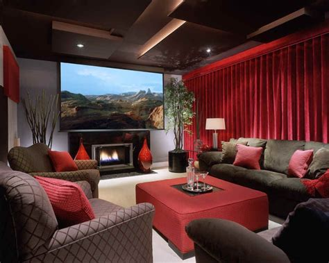 Acoustic Curtains  Home Theater Noise Control