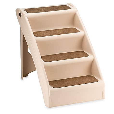 Pet Stairs For Beds by Pupstep Plus Stairs Www Bedbathandbeyond