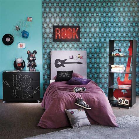 Idée, Décoration, Chambre, Rock, Ado, Tendance, 2013 Le