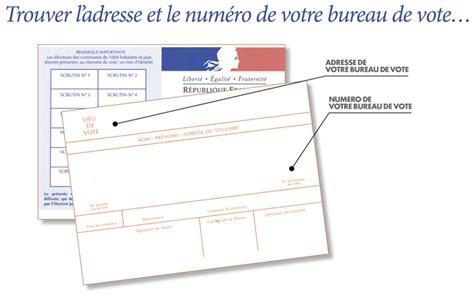 bureaux de vote ville de rapha 235 l