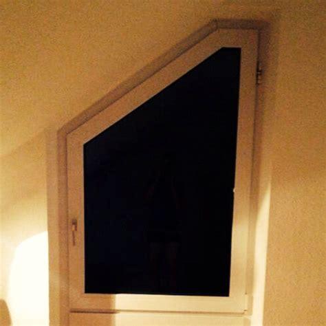 Schräges Fenster Abdunkeln (gardinen, Rollo, Dachgeschoss