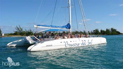Sun Cruise Catamaran Cuba by Book Crucero Del Sol Tour Departure From Varadero Cubatur