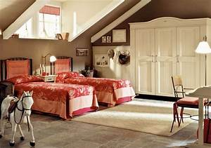 English Country Style Bedroom Interior from Arredamento ...