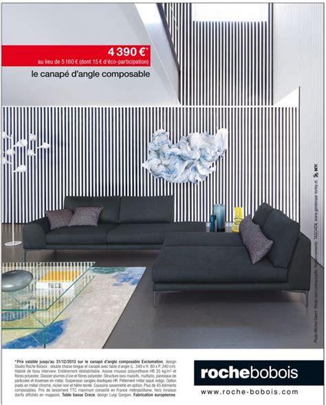 canap 233 d angle composable exclamation chez roche bobois du meuble m 233 rignac interiors