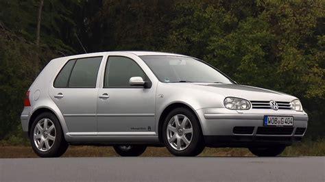 Volkswagen Golf 4 Evolution Of An Icon Youtube