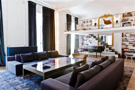 large open space apartment interior design in by isabelle stanislas