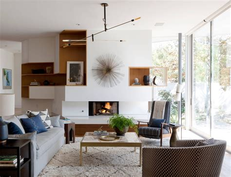 30 Mesmerizing Midcentury Modern Living Rooms And Their