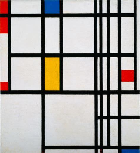 Piet Mondrian by Piet Mondrian Dutch 1872 1944 Title Composition In Red