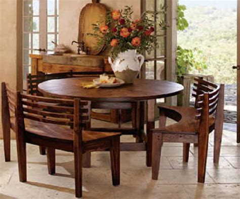 Round Dining Room Table Sets With Benches Antique Cabinet Hinges Cleveland Custom Cabinets Acid Requirements Tall Tv Lockable Jewelry Thermofoil Doors Key Unfinished Drawer