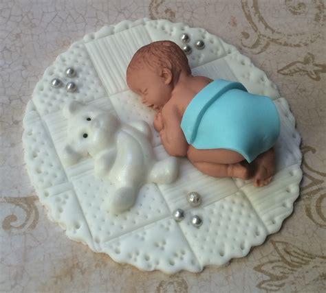baby boy cake toppers baby boy shower fondant cake topper baby shower