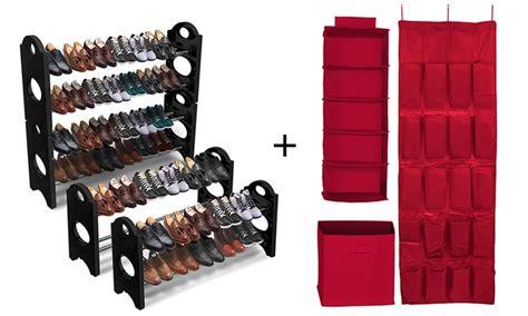 Sorbus Closet Organization Set (4piece) Groupon