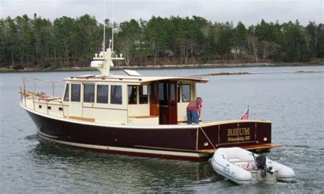 John S Bay Boat by Iconic John S Bay Boat Company Launches New 42 Foot Down