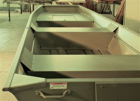 Extra Wide Flat Bottom Boat by Jac Flat Bottom Klamathboats